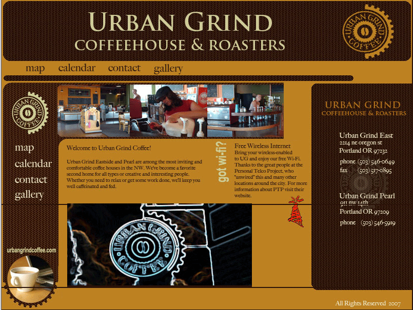 Urban Grind Coffeehouse & Roasters